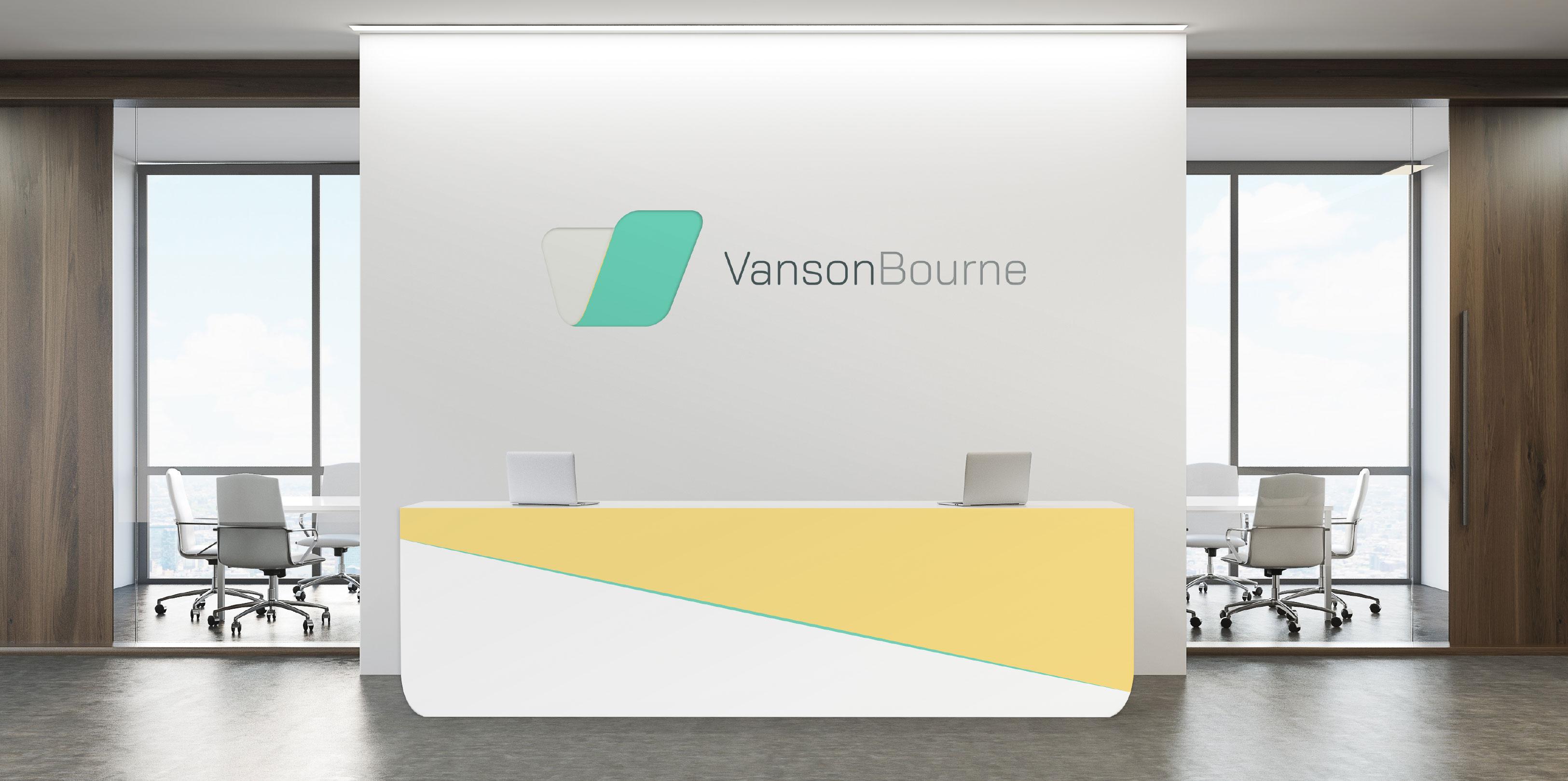 Vanson Bourne Front Desk Design