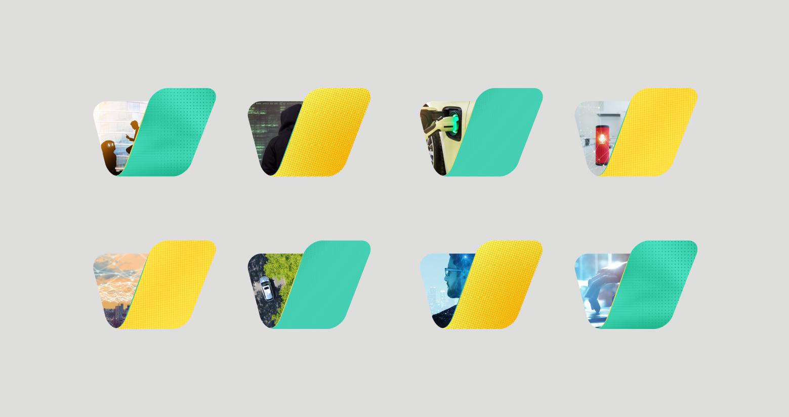 Vanson Bourne Icons