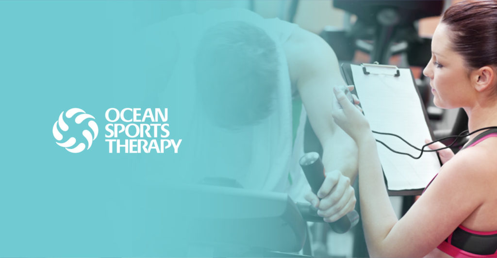 Ocean Sports Therapy Banner
