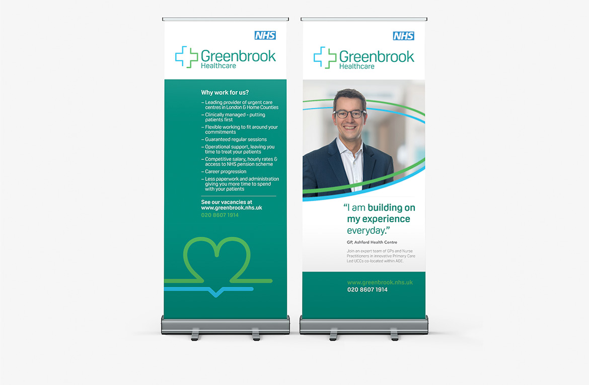 GreenBrook Healthcare Roll-Out-Banner