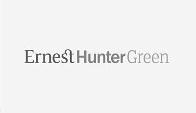 Ernest Hunter Green Logo