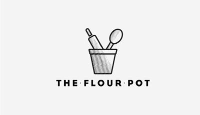 The Flout Pot logo