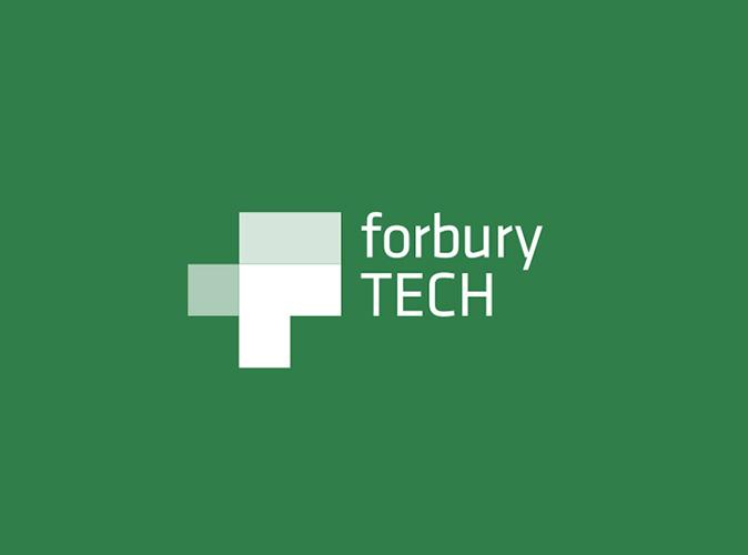 Forbury Tech Logo