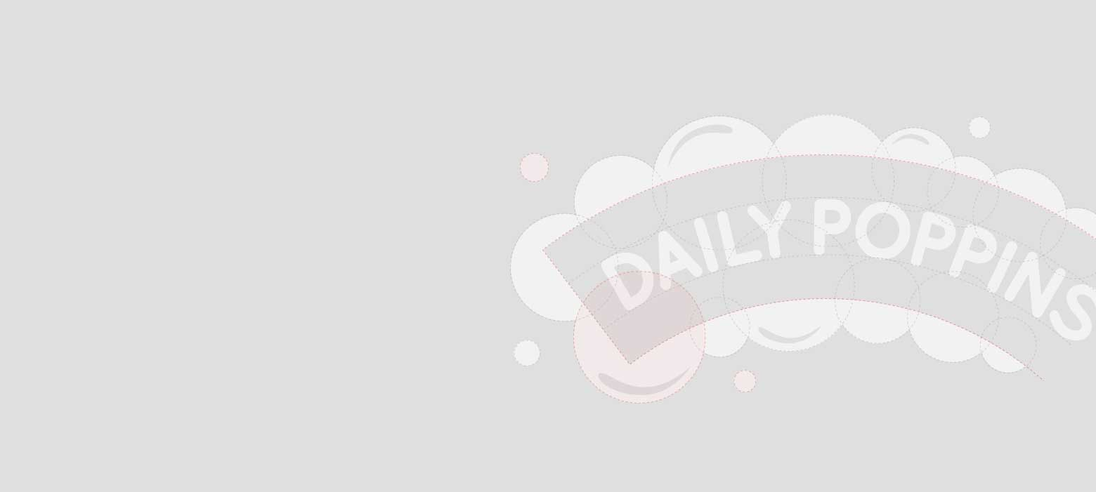 Daily Poppins Logo Grid