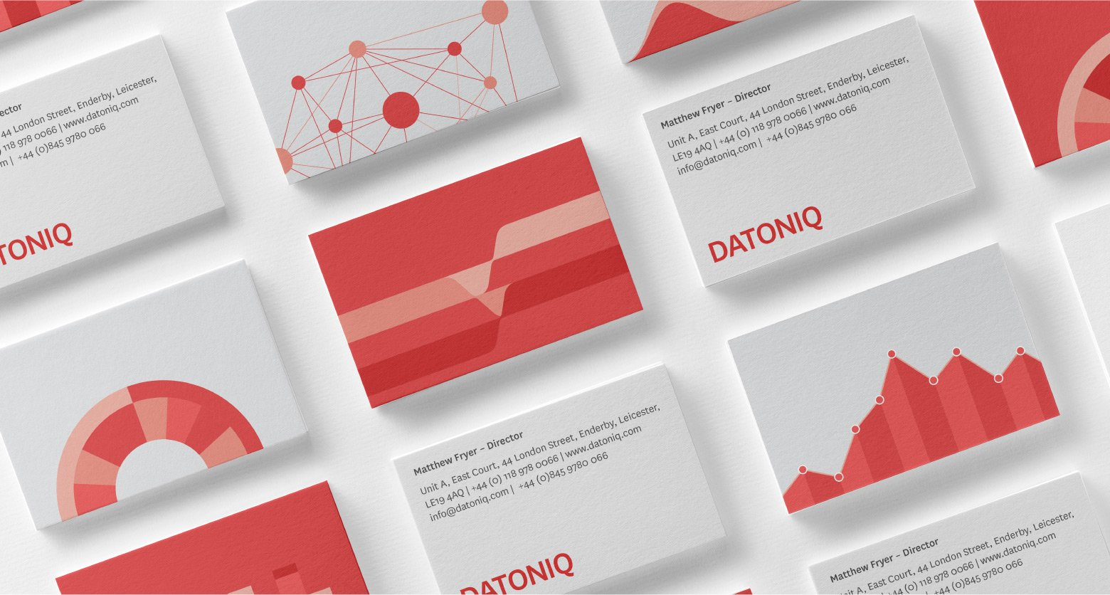 Datoniq Business Card