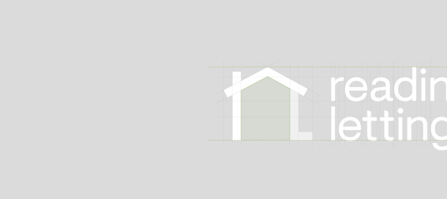 Reading Letting Logo Grid