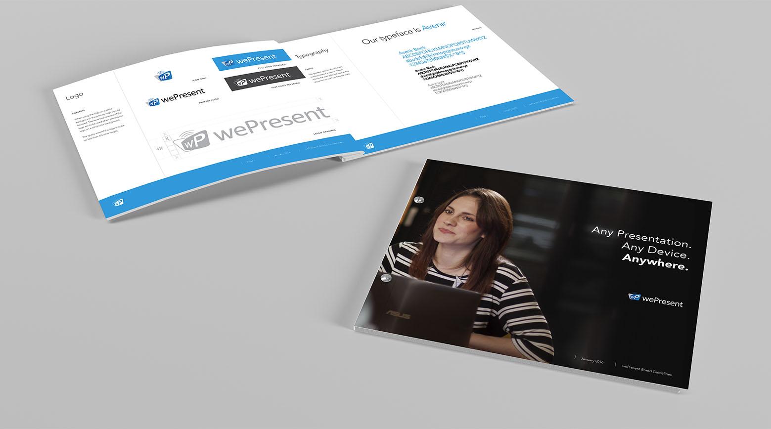 wePresent Booklet