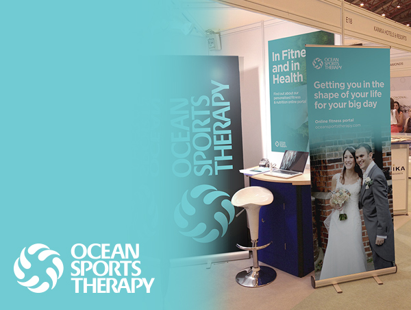 Ocean Sports Therapy Exhibition design