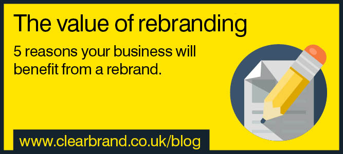 The Value of Rebranding