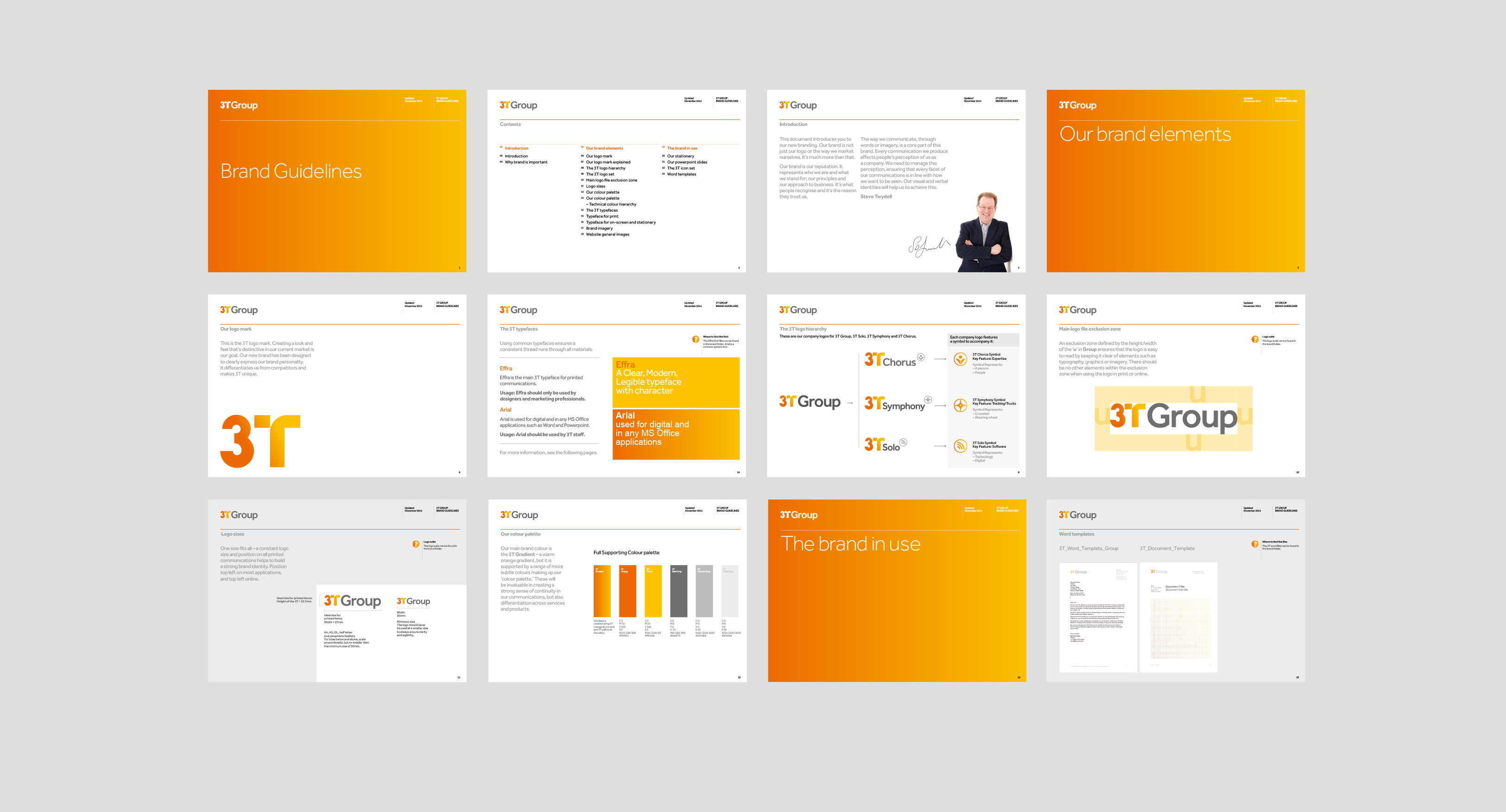 3T Brand Guidelines