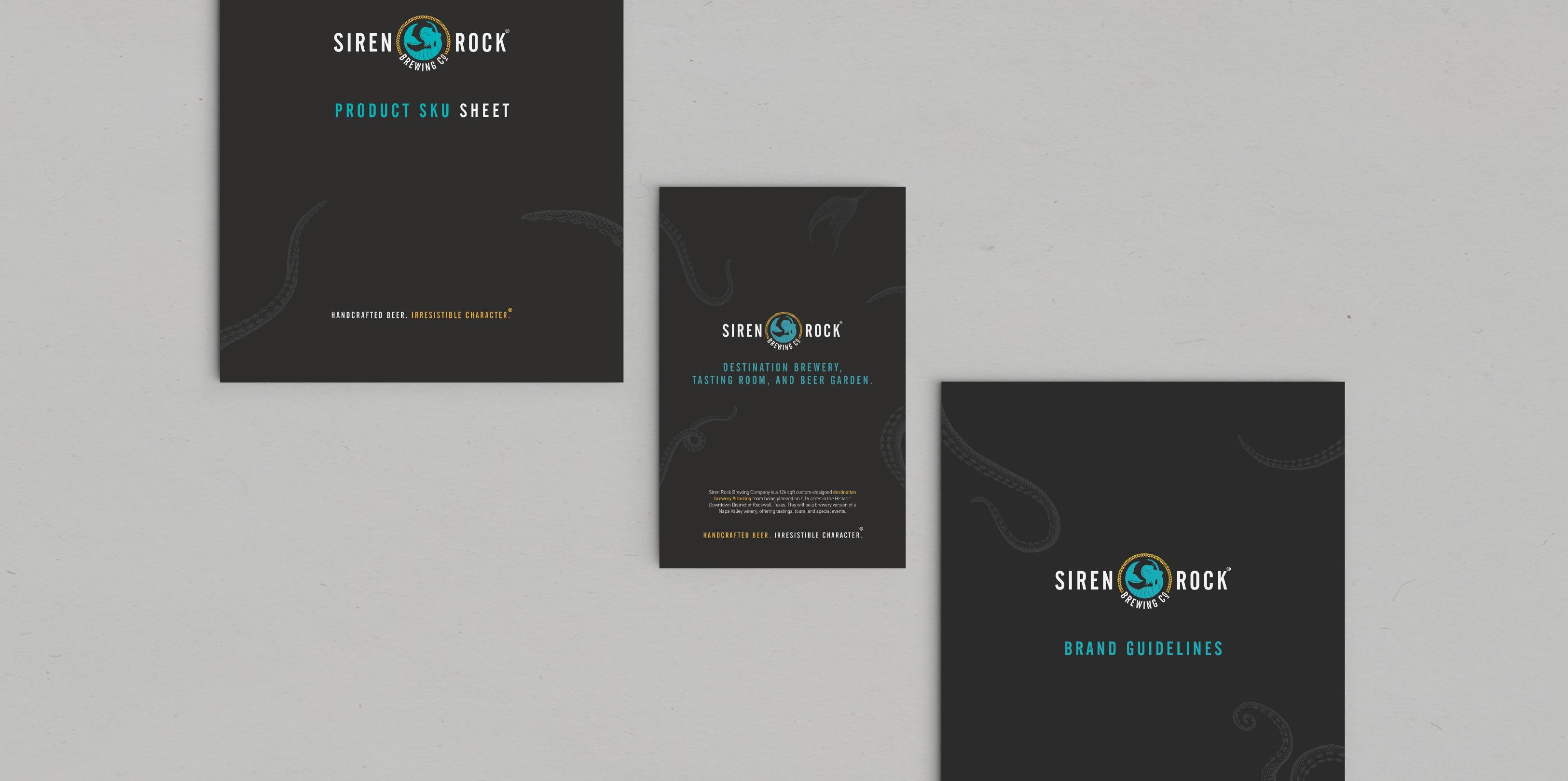 Siren Rock Brand Guidelines