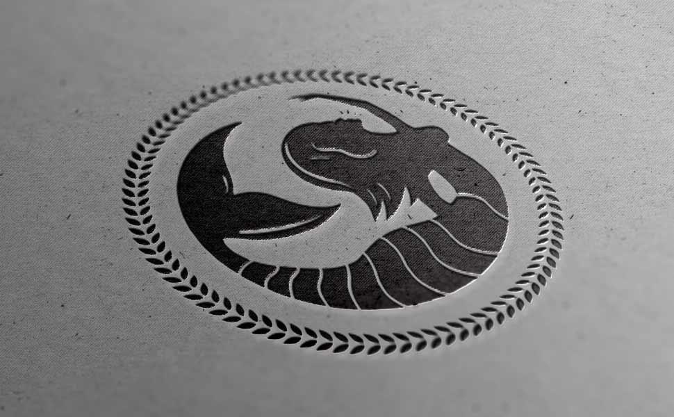 Siren rock Design logo