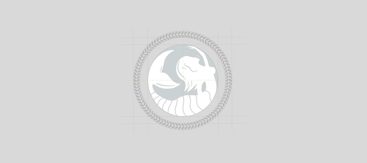 Siren Rock Logo Grid