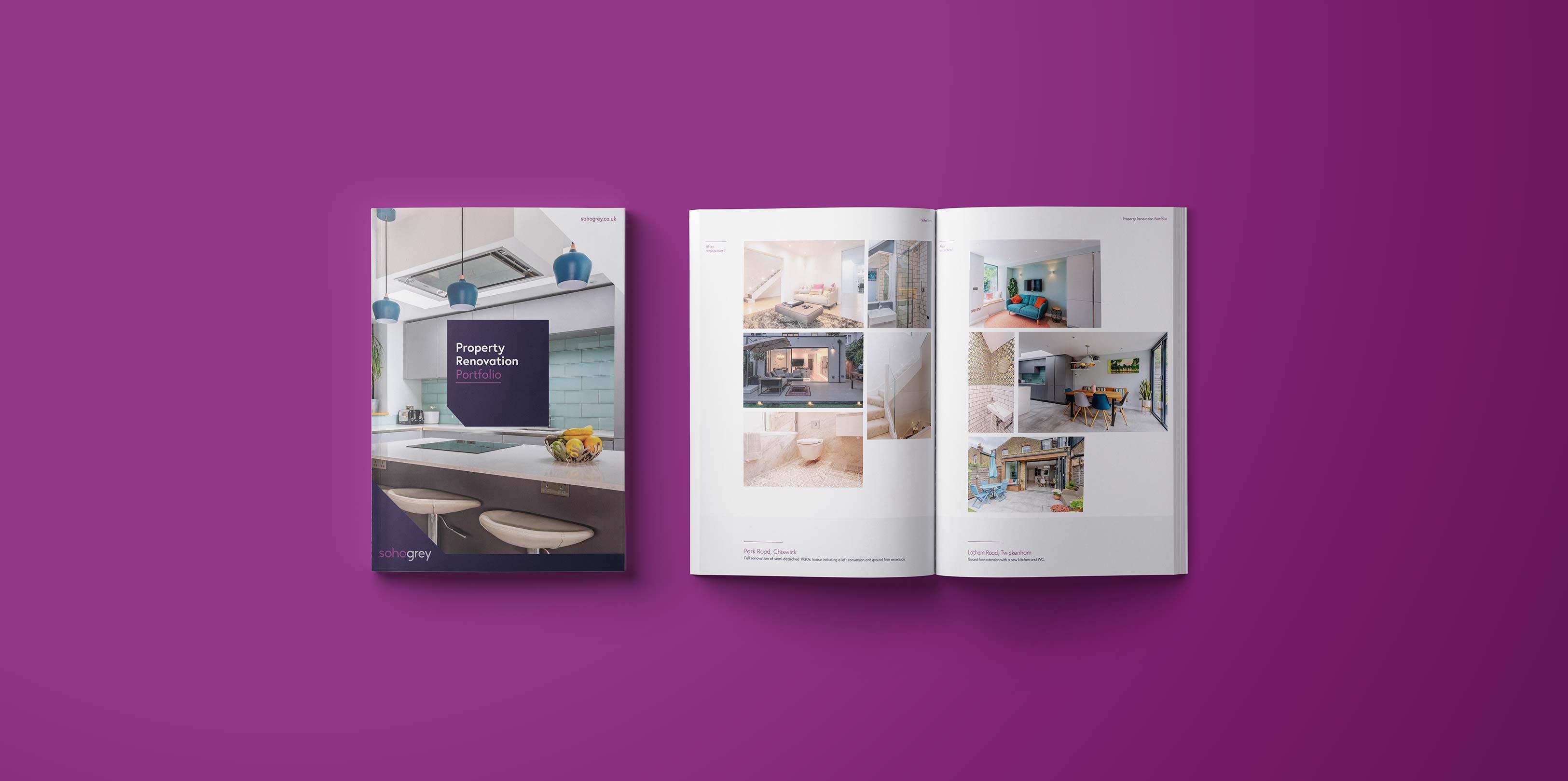 Soho Grey Brochure