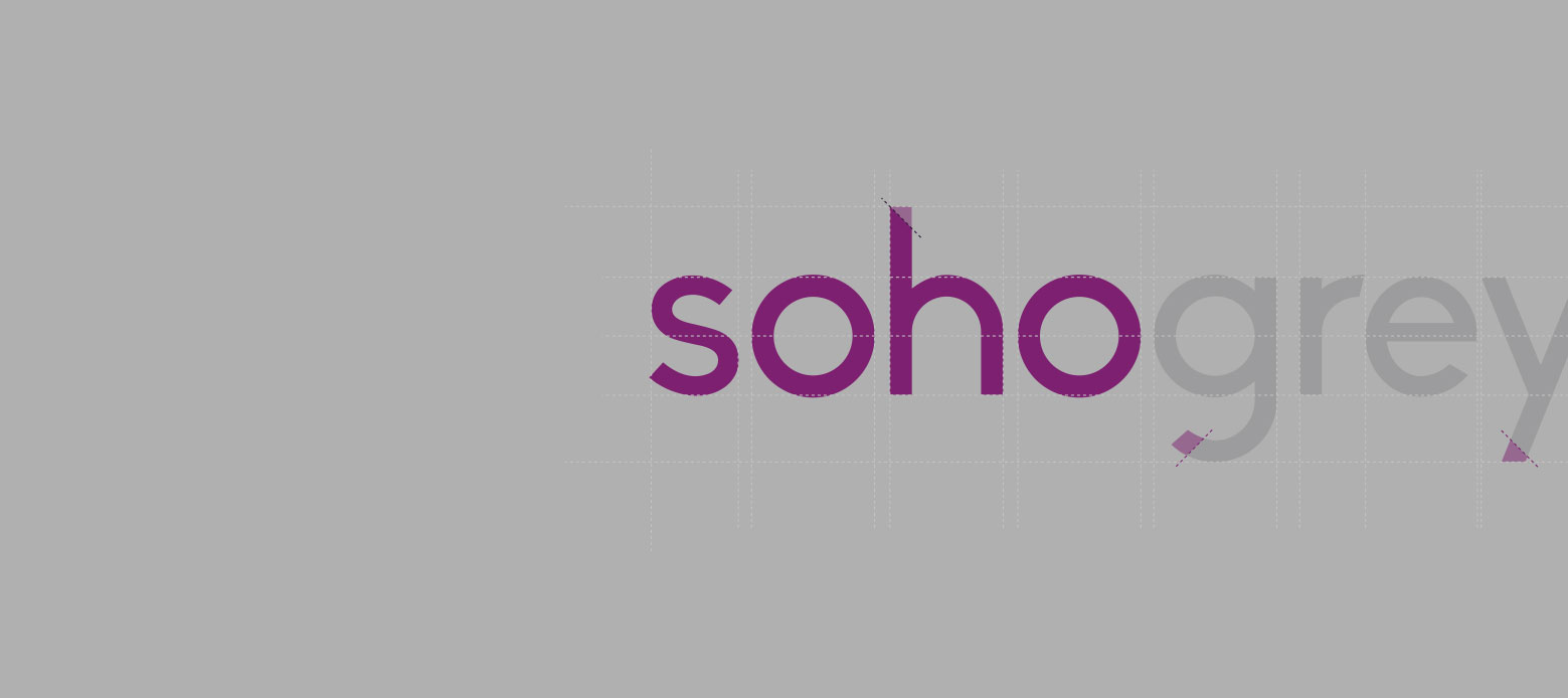 Soho Grey Logo Grid