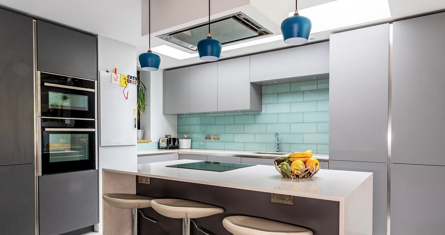 Soho Grey Property Kitchen