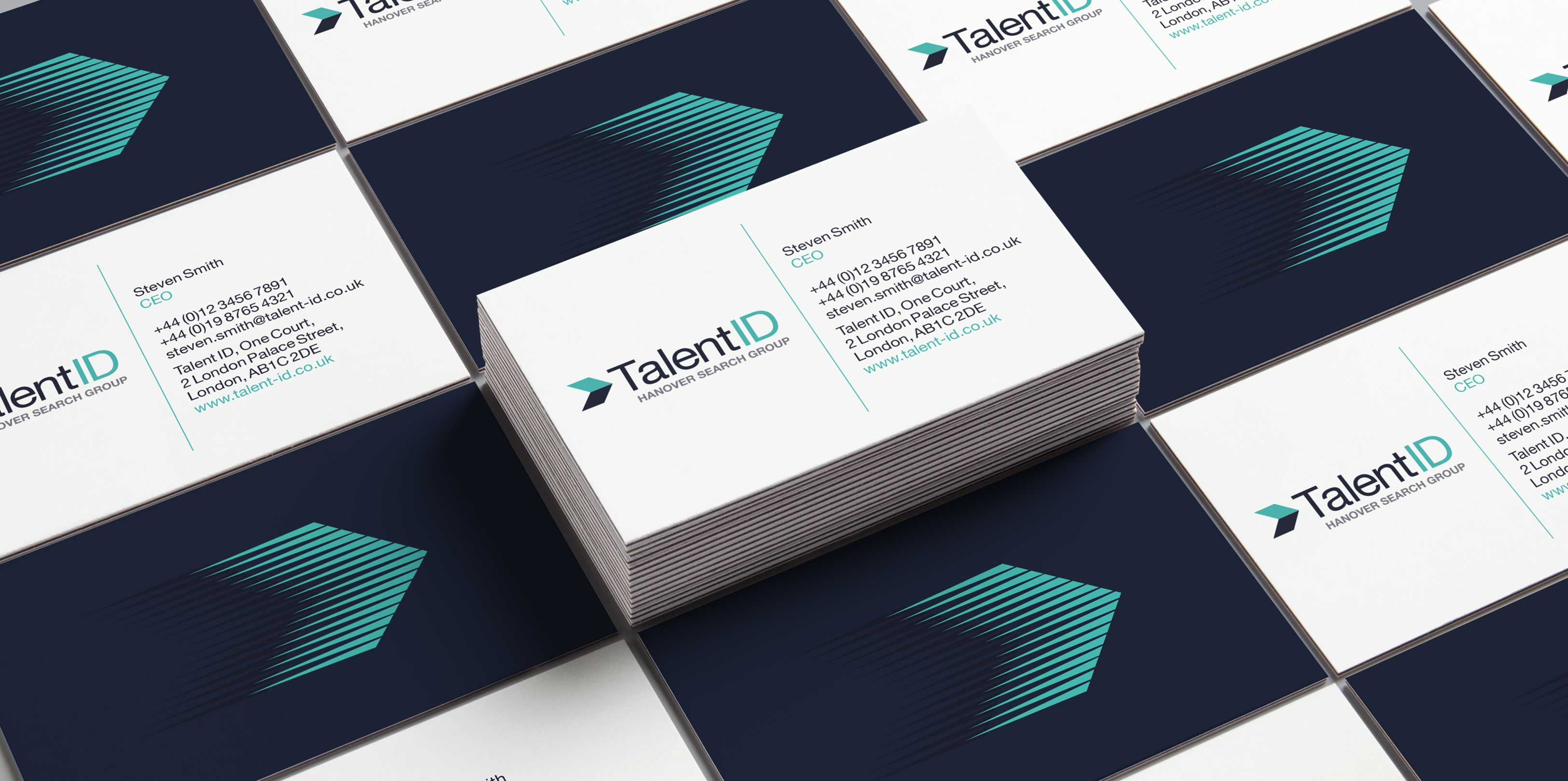 TalentID Business Cards
