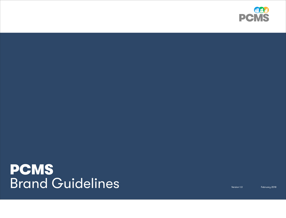 PCMS Brand Guidelines