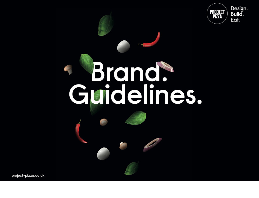 Project Pizza Brand Guidelines