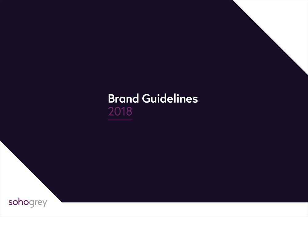SohoGrey Brand Guidelines
