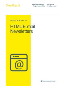 HTML E-Mail Newsletters Case Studies