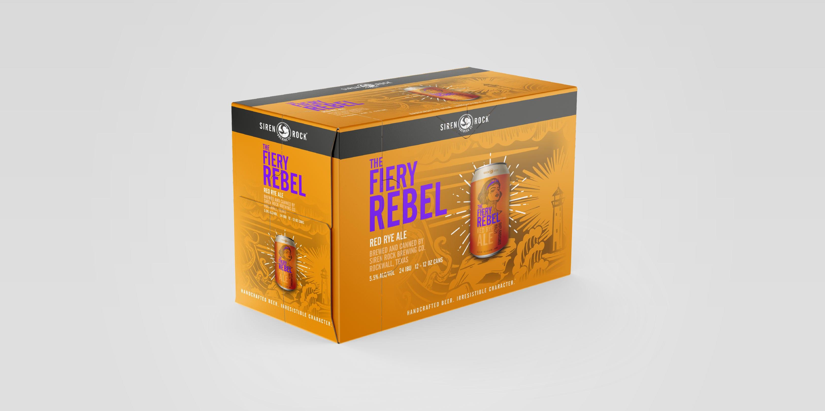 Siren Rock Box Design The Fiery Rebel