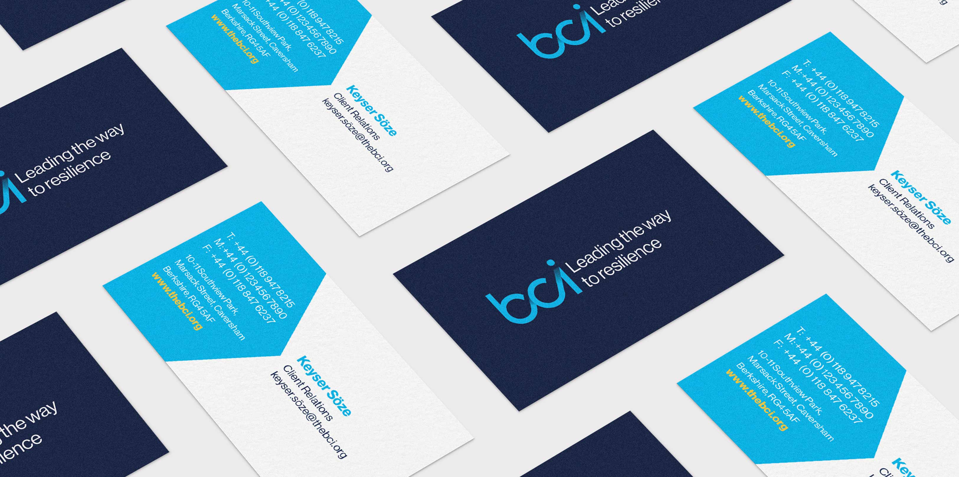 BCI Business Card