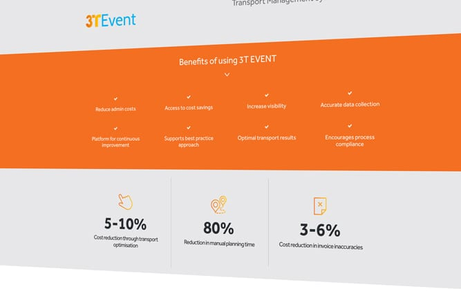 3T Event webpage