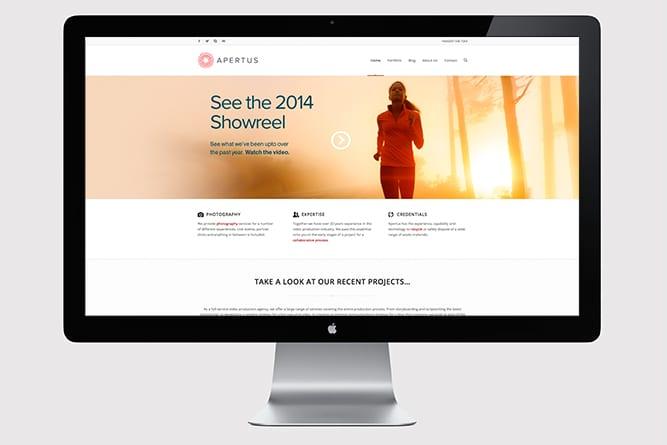 Apertus Website one mac