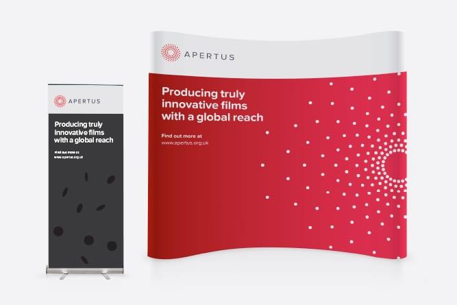 Apertus Exhibitions Design