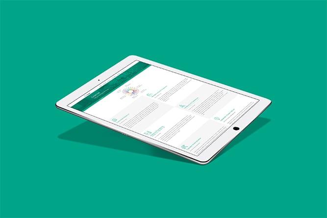 Caigate tablet design
