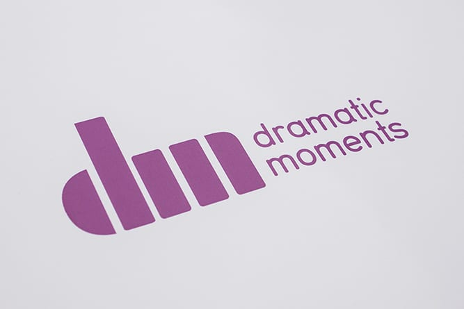 Dramatic Moments logo