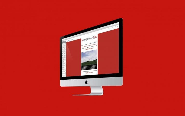 EDMI Website design mac