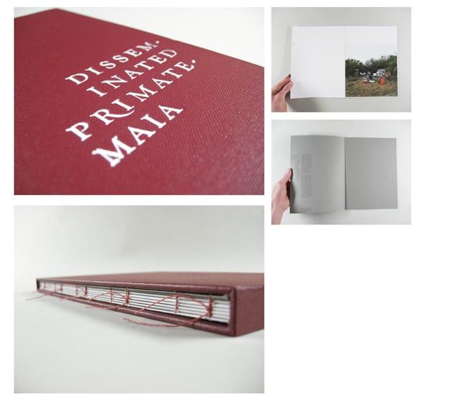 Jamie Orlando Smith book design