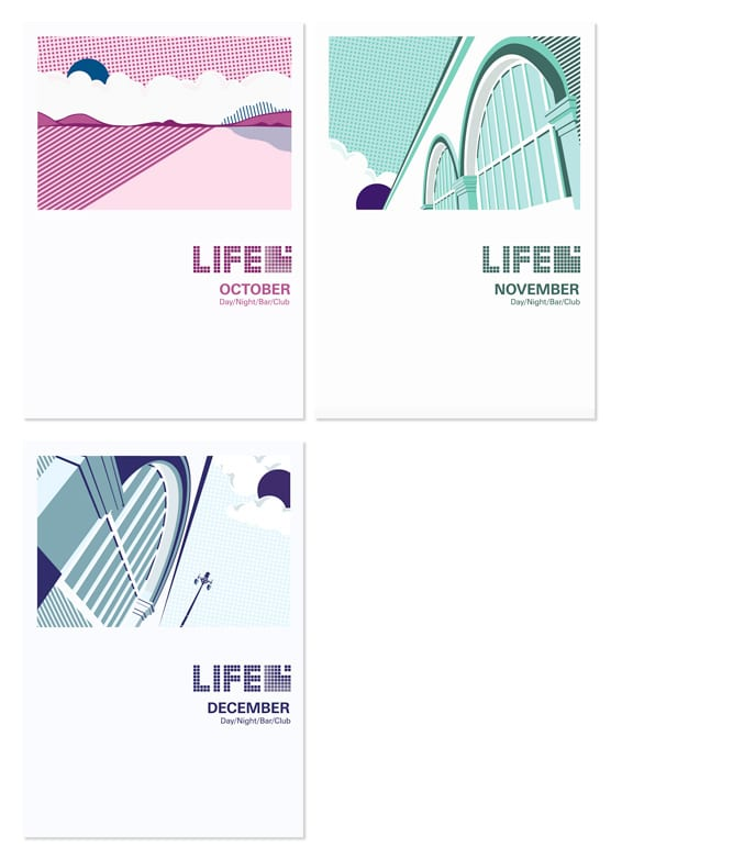 LIFE Illustrations