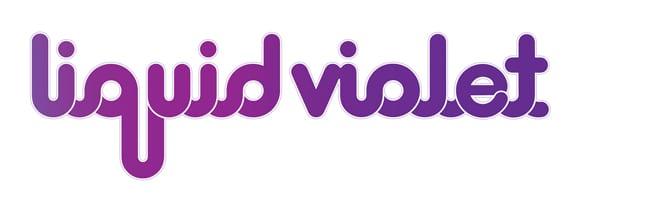 Liquid Violet logo
