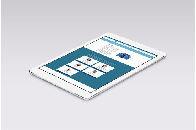 Labyrinth tablet website