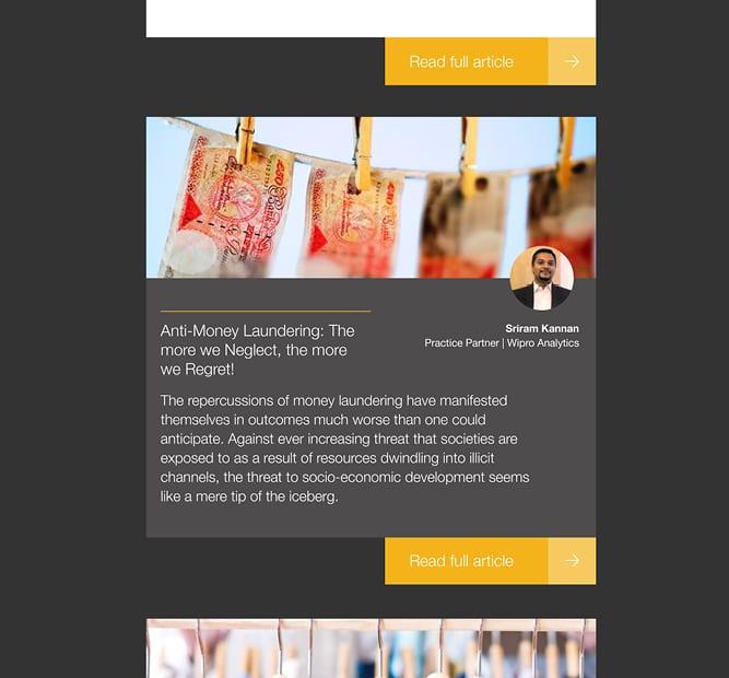 Mobify webpage