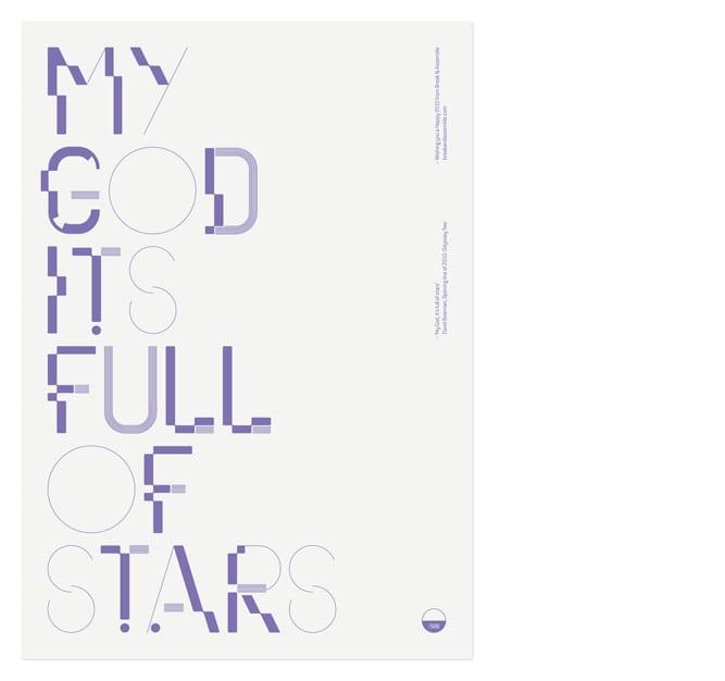 poster design type