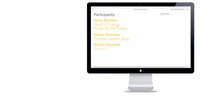 Roundtable website