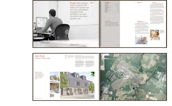 Studio Partington brochure