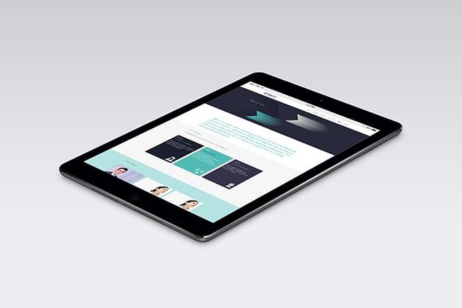 TalentID Tablet Website