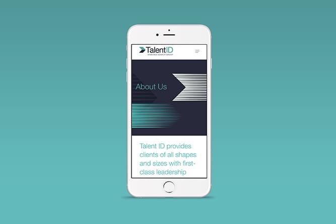TalentID Mobile Design