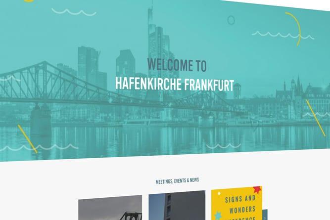 Hafen Kirche website