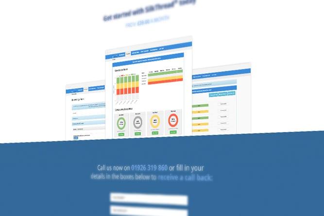 SilkThread webpage