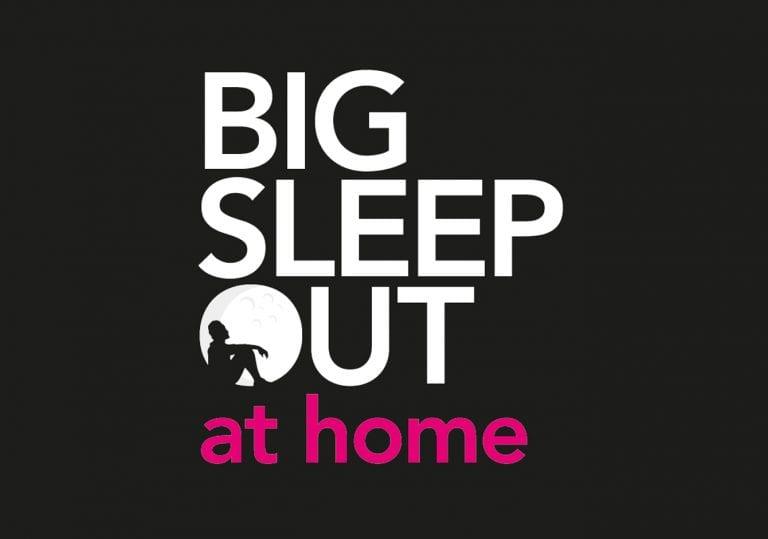 Big Sleep out Logo
