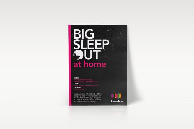 Big Sleep Out Brochure