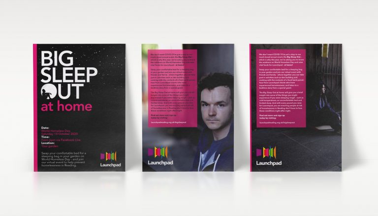 Big Sleep Out Brochure