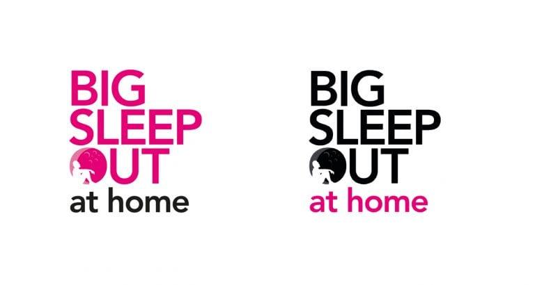Big Sleep Out at Home logo