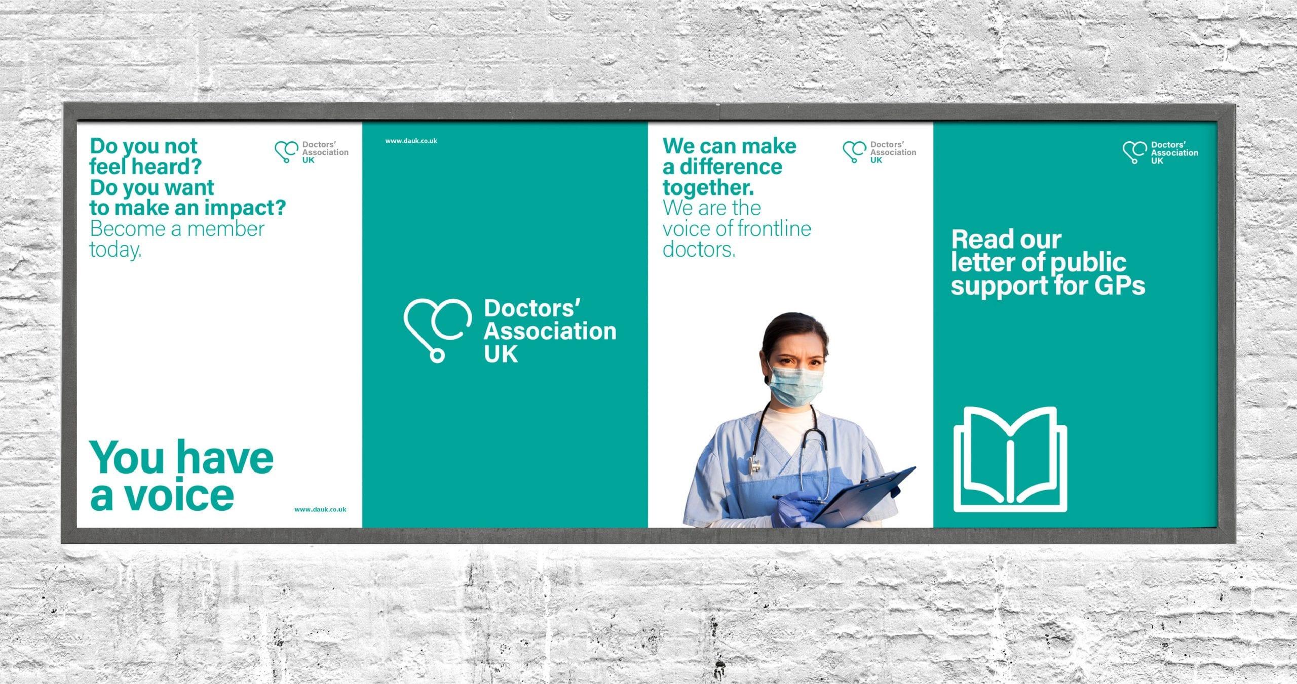 Doctors' Association UK Posters